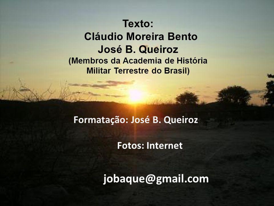 Texto: Cláudio Moreira Bento José B