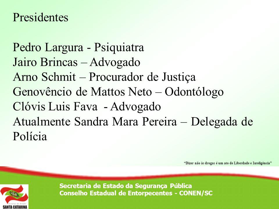 Pedro Largura - Psiquiatra Jairo Brincas – Advogado