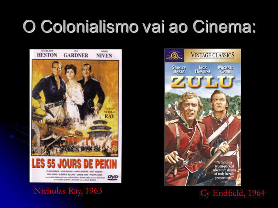 O Colonialismo vai ao Cinema: