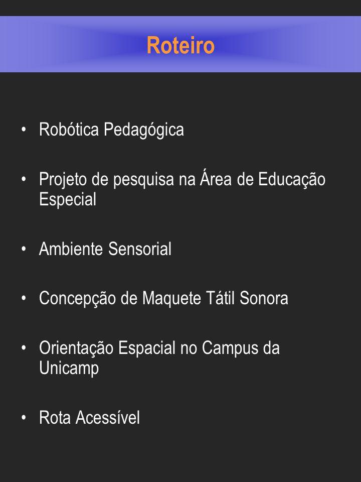 Roteiro Robótica Pedagógica