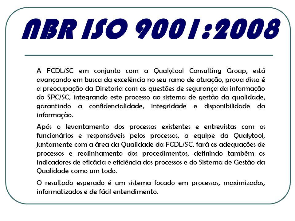 NBR ISO 9001:2008