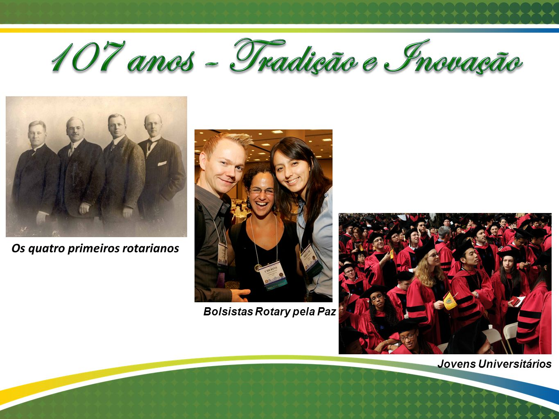107 anos - Tradição e Inovação