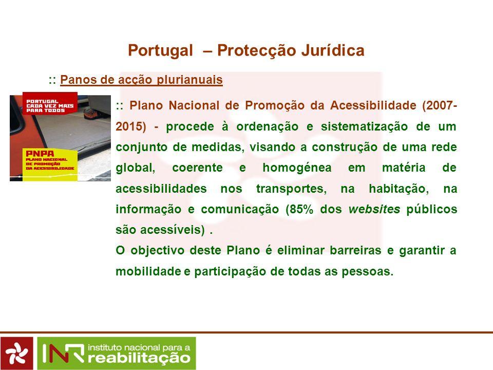 Portugal – Protecção Jurídica