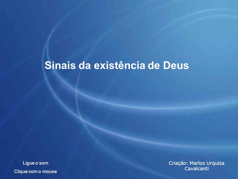 Criação: Marlos Urquiza Cavalcanti