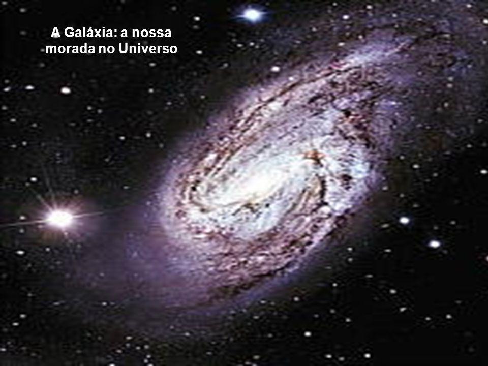A Galáxia: a nossa morada no Universo