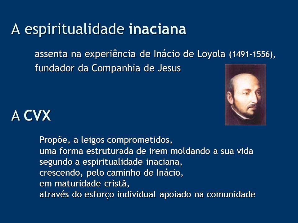 A espiritualidade inaciana