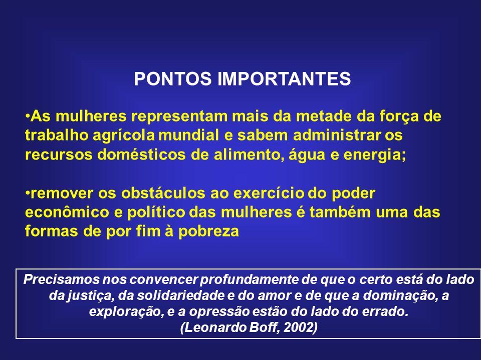 PONTOS IMPORTANTES