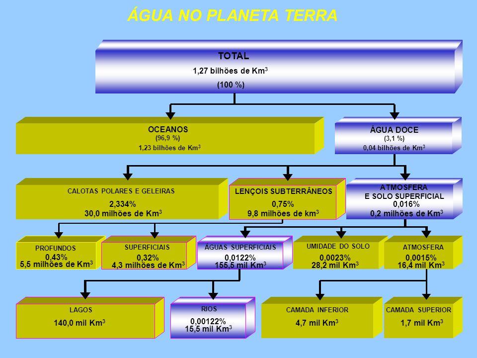 CALOTAS POLARES E GELEIRAS
