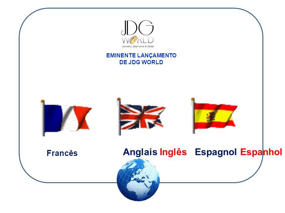 Anglais Inglês Espagnol Espanhol Francês EMINENTE LANÇAMENTO