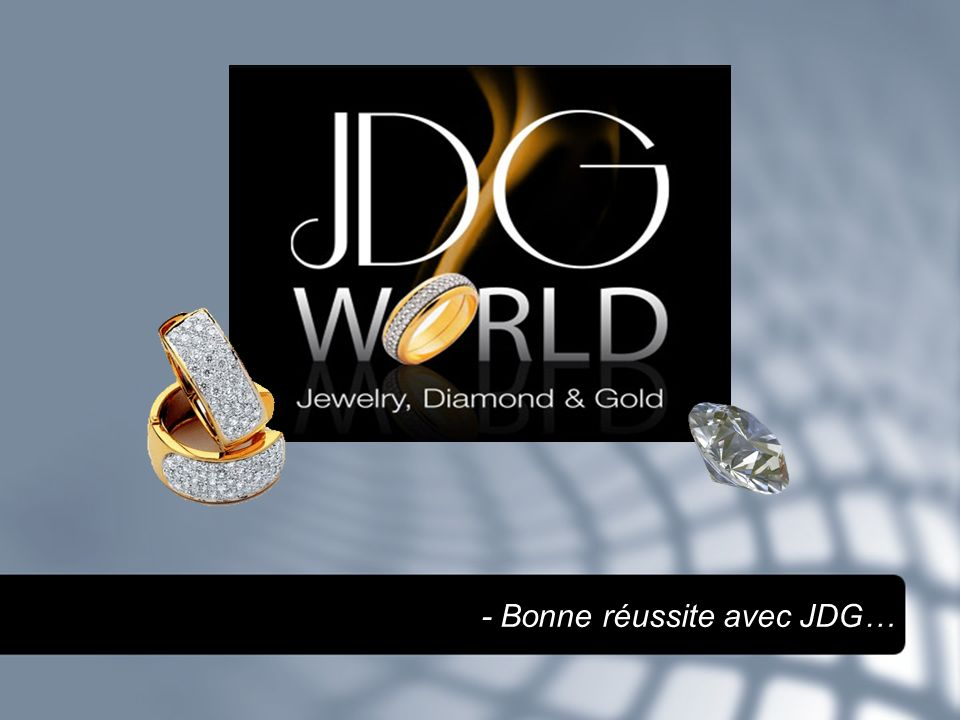 - Bonne réussite avec JDG…