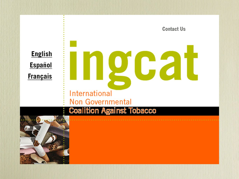 INGCAT ABOUT US Purpose