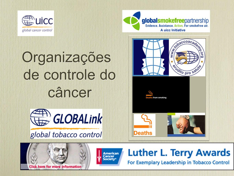 Organizações de controle do câncer