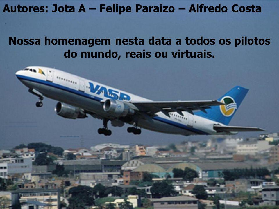 Autores: Jota A – Felipe Paraizo – Alfredo Costa