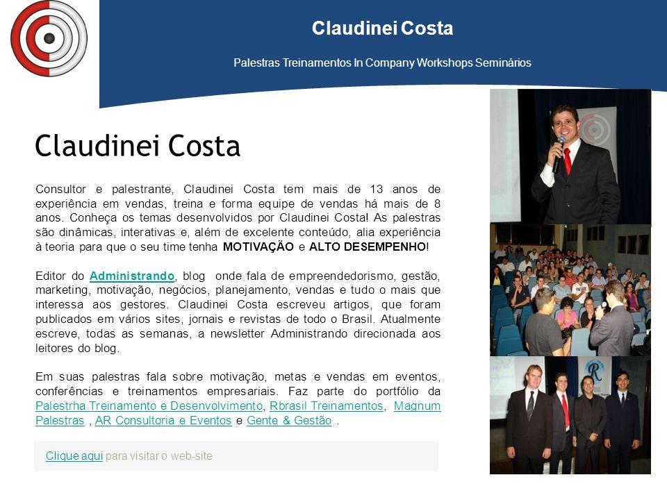 Claudinei Costa