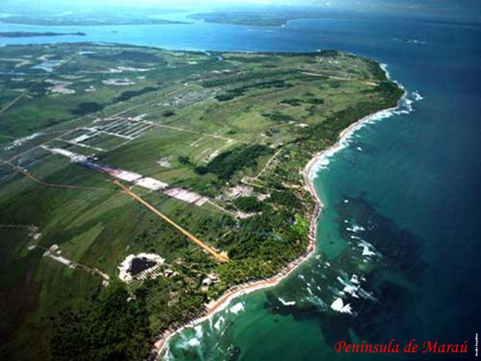 Península de Maraú Haroldo Magalhães