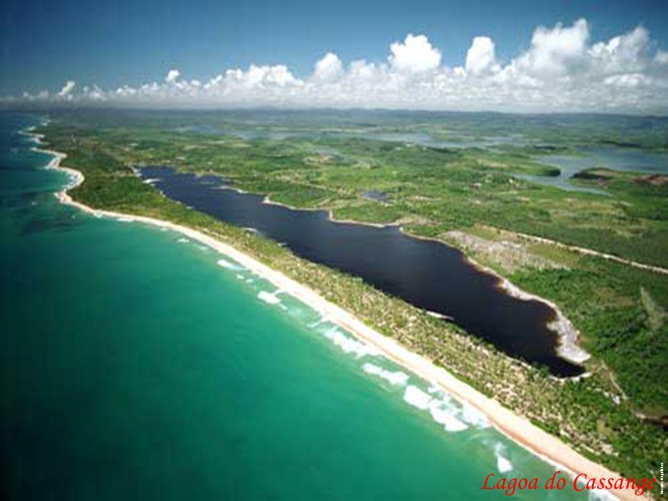 Lagoa do Cassange Haroldo Magalhães