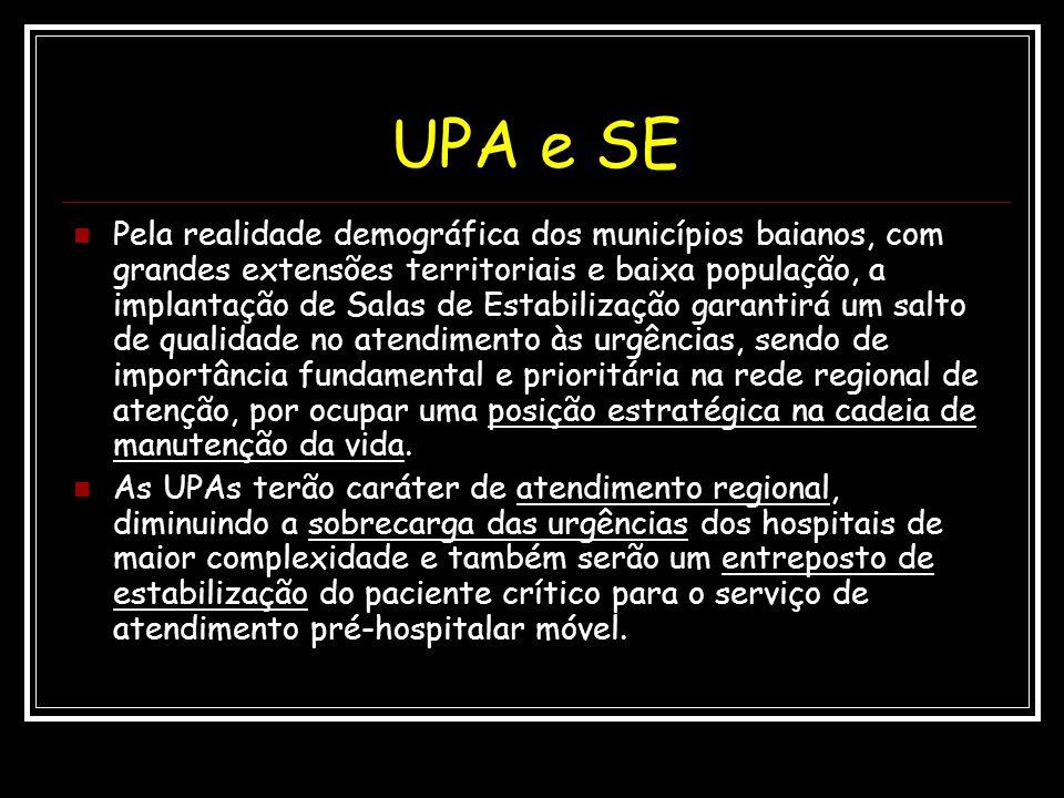 UPA e SE