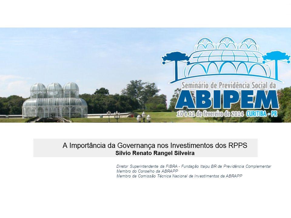 Diretor Superintendente da FIBRA - Fundação Itaipu BR de Previdência Complementar