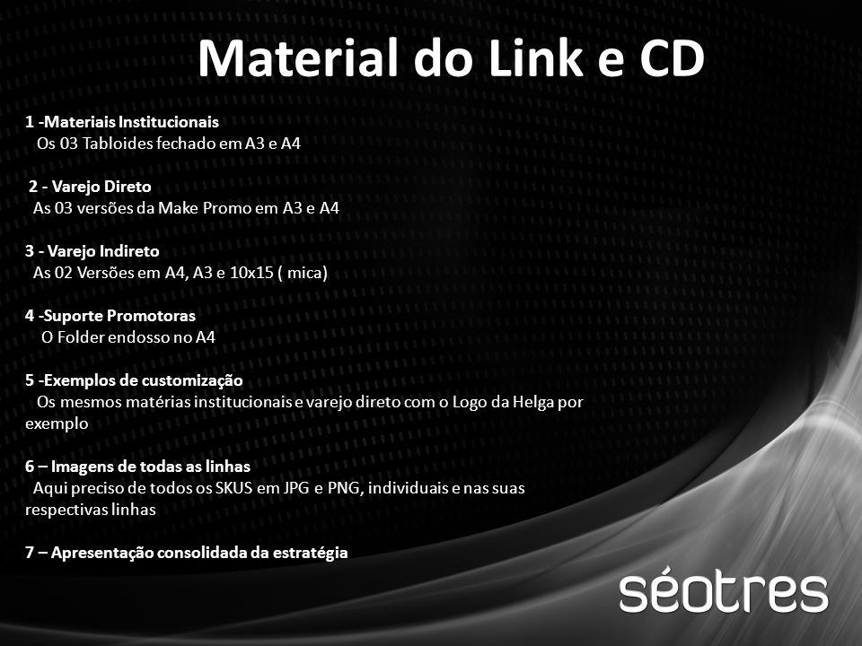 Material do Link e CD 1 -Materiais Institucionais