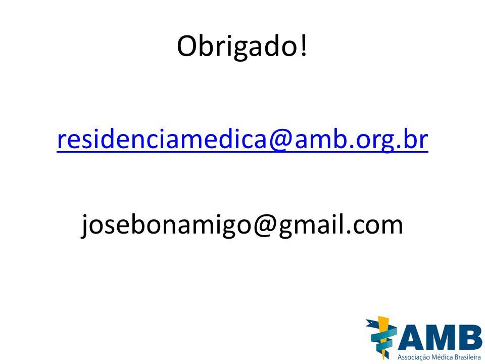 residenciamedica@amb.org.br josebonamigo@gmail.com
