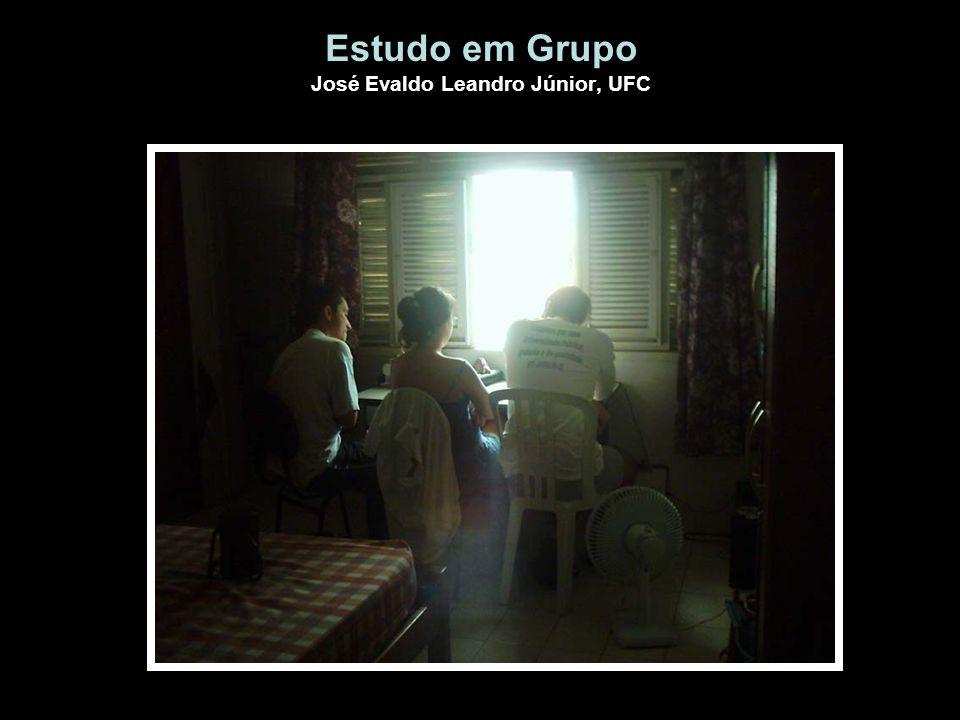Estudo em Grupo José Evaldo Leandro Júnior, UFC
