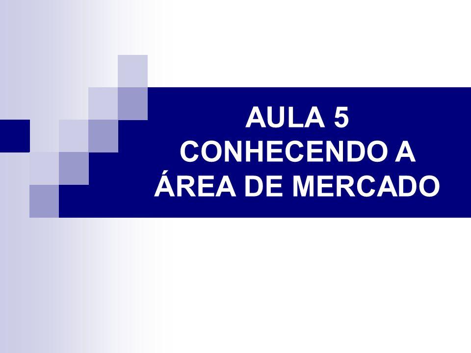 AULA 5 CONHECENDO A ÁREA DE MERCADO