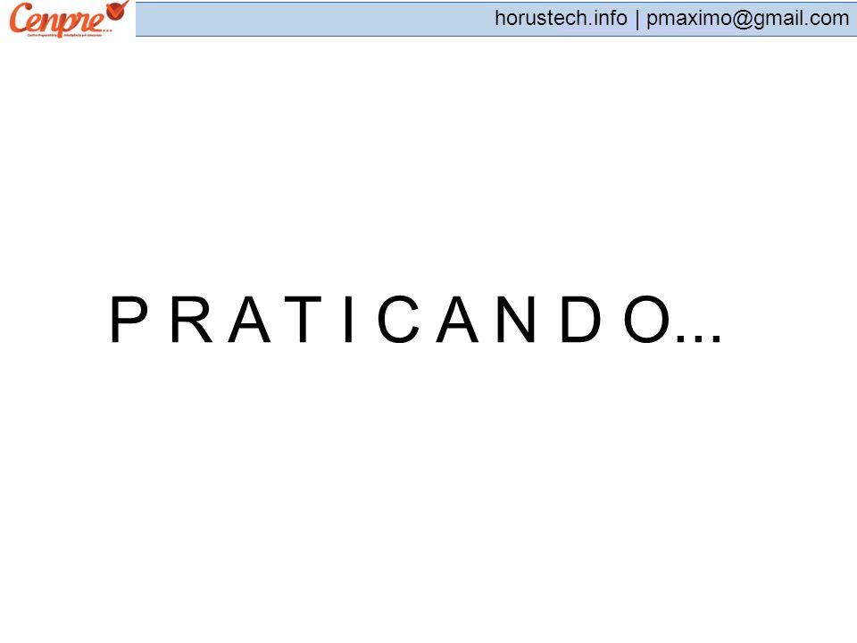 P R A T I C A N D O...