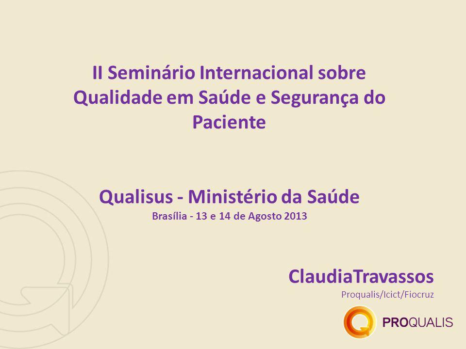 Qualisus - Ministério da Saúde