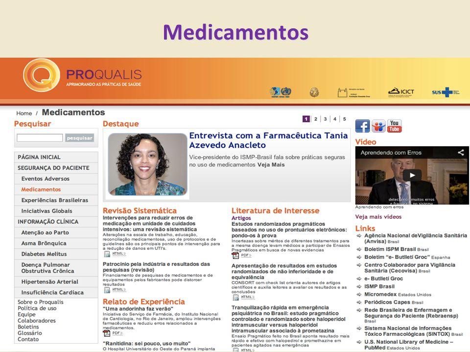 Medicamentos Links