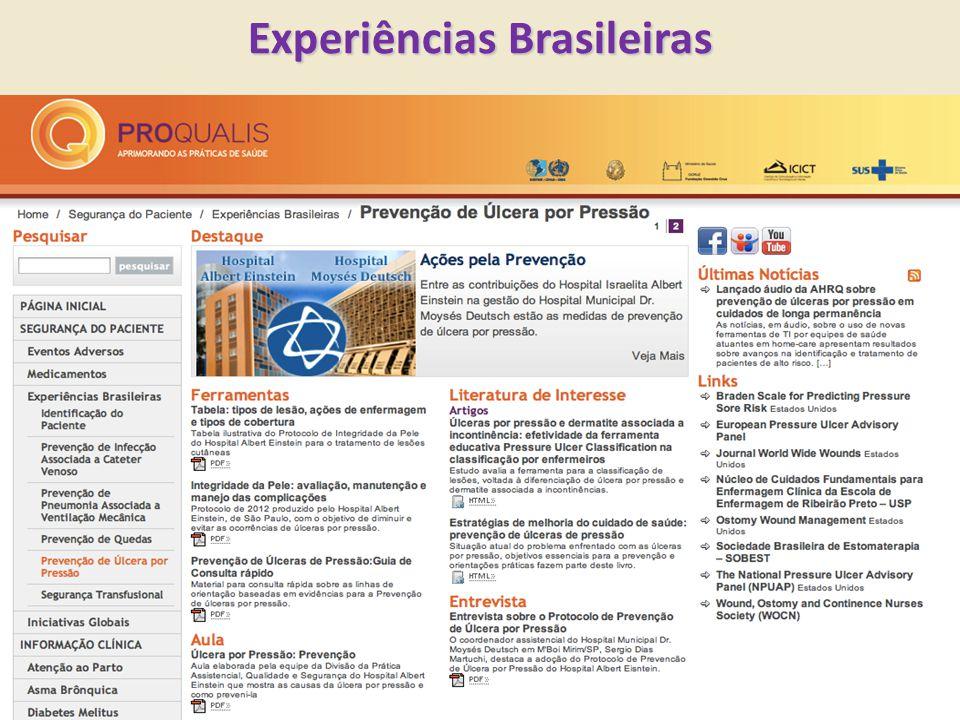 Experiências Brasileiras