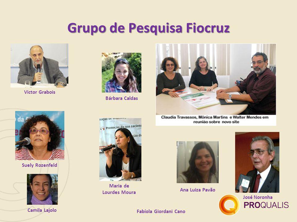 Grupo de Pesquisa Fiocruz
