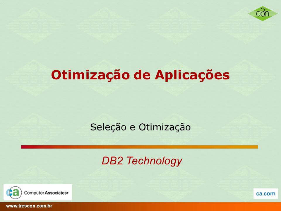 Otimização de Aplicações