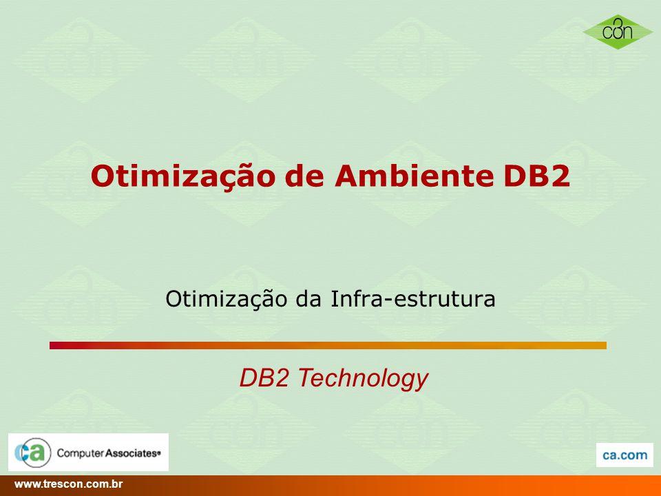 Otimização de Ambiente DB2