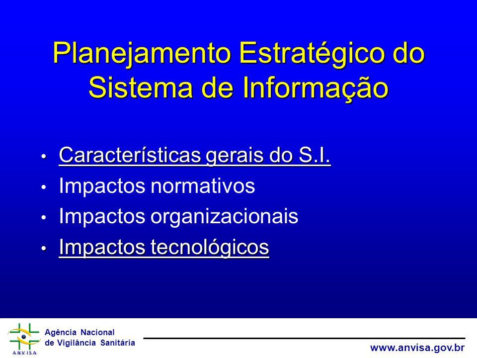 Planejamento Estratégico do Sistema de Informação