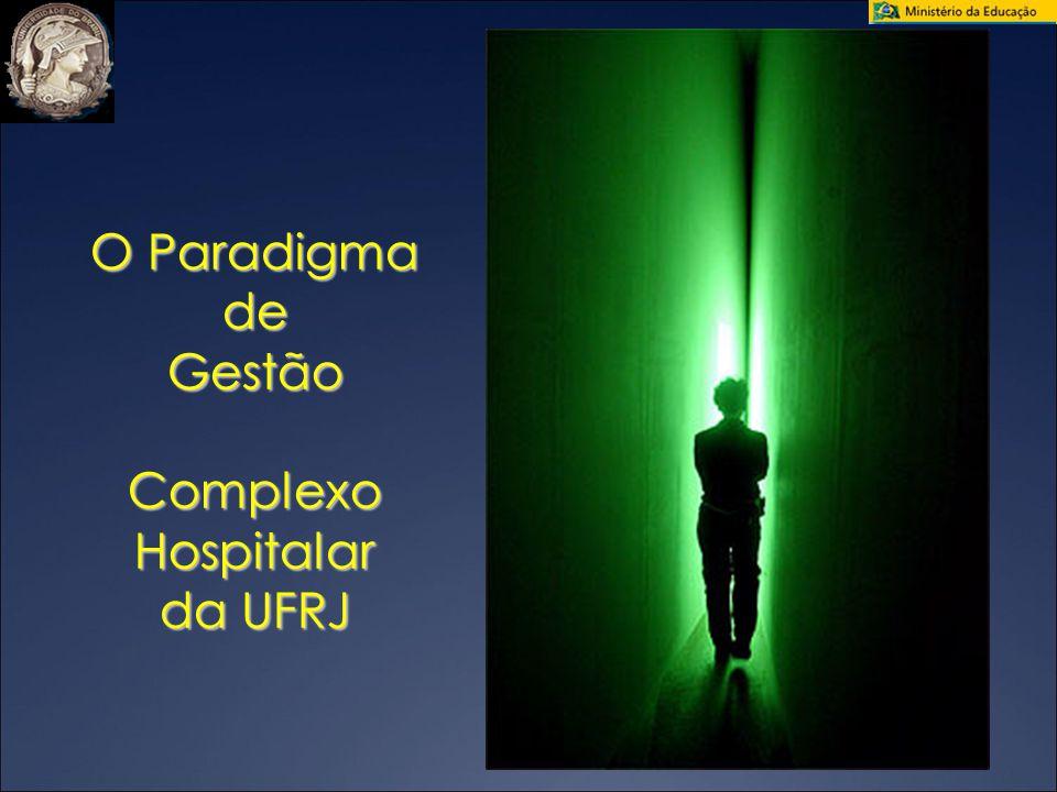 04/28/09 O Paradigma de Gestão Complexo Hospitalar da UFRJ