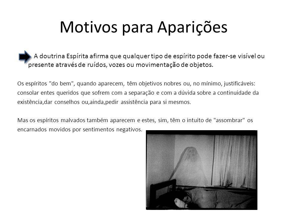 Motivos para Aparições