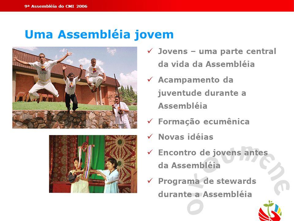 Uma Assembléia jovem Jovens – uma parte central da vida da Assembléia