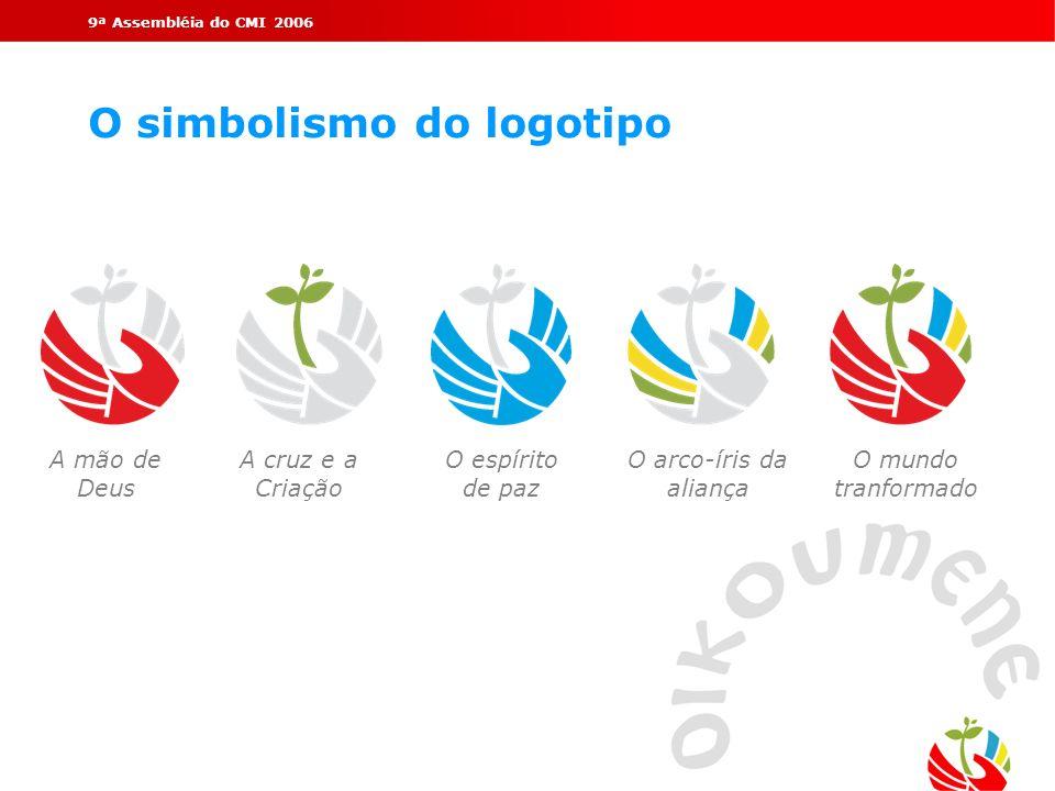 O simbolismo do logotipo