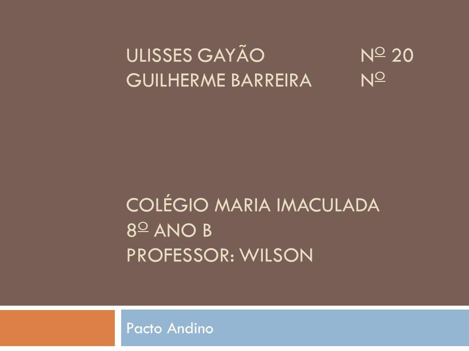 ULISSES GAYÃO. NO 20 GUILHERME BARREIRA