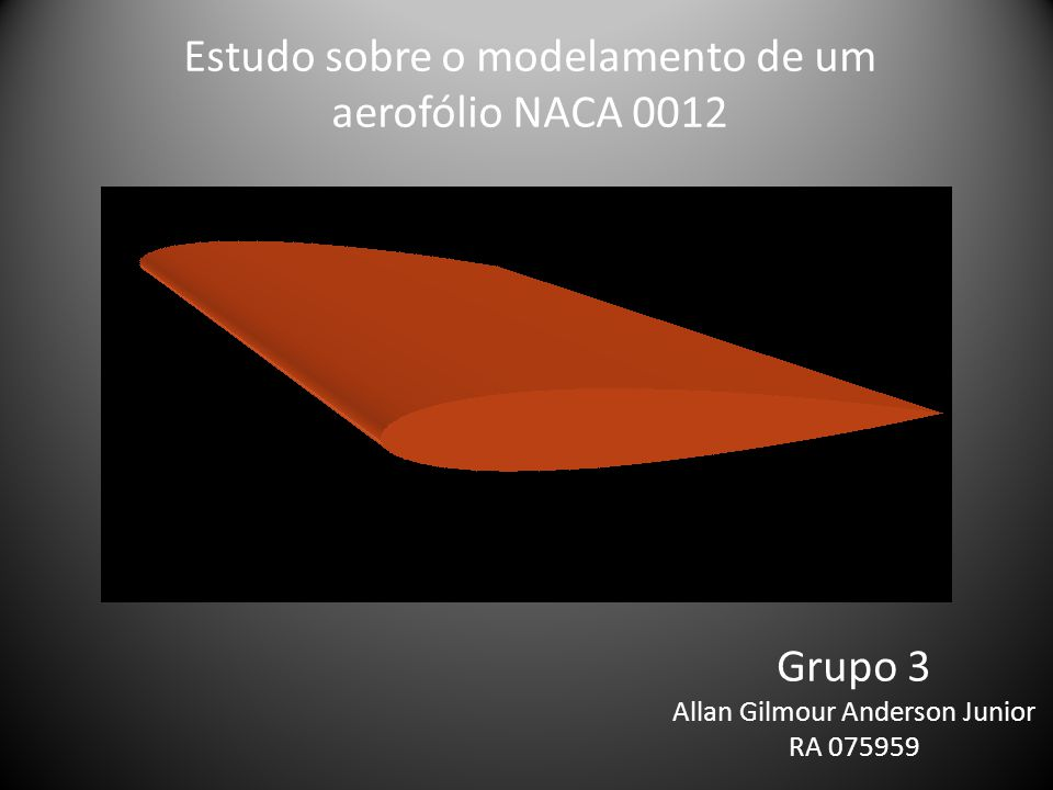 Grupo 3 Allan Gilmour Anderson Junior RA 075959