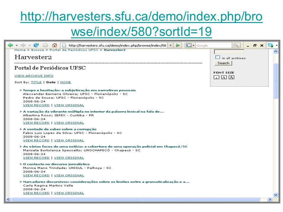 http://harvesters.sfu.ca/demo/index.php/browse/index/580 sortId=19