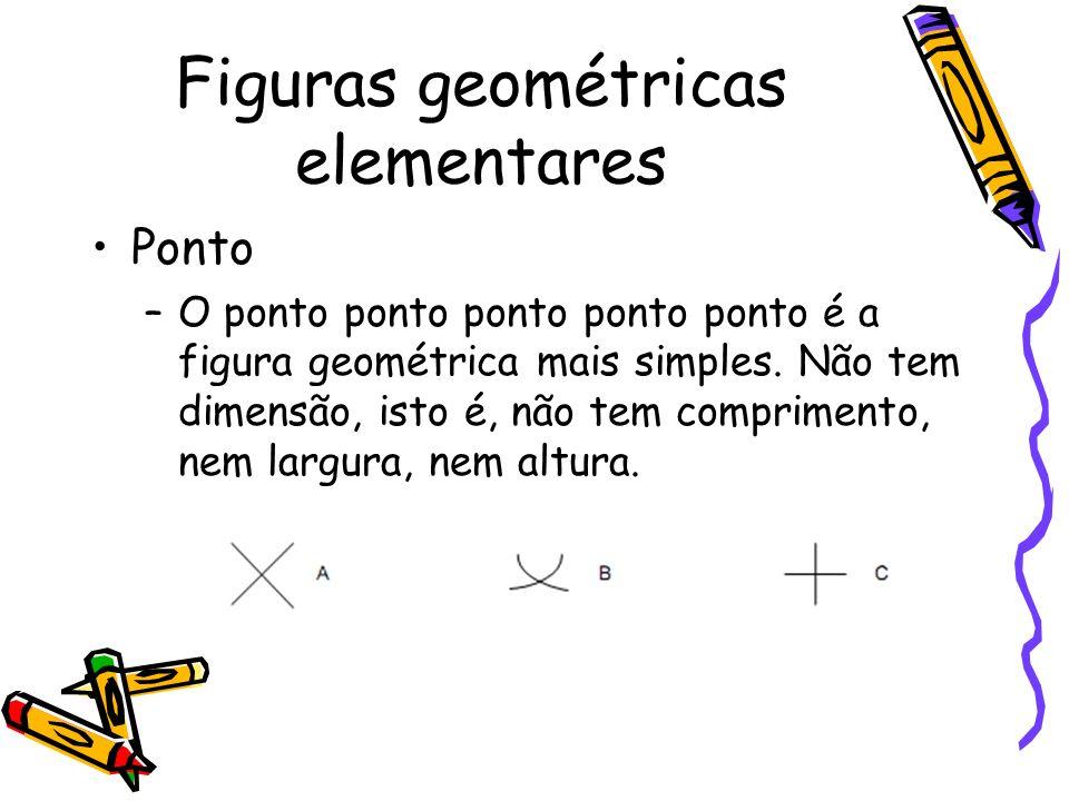 Figuras geométricas elementares