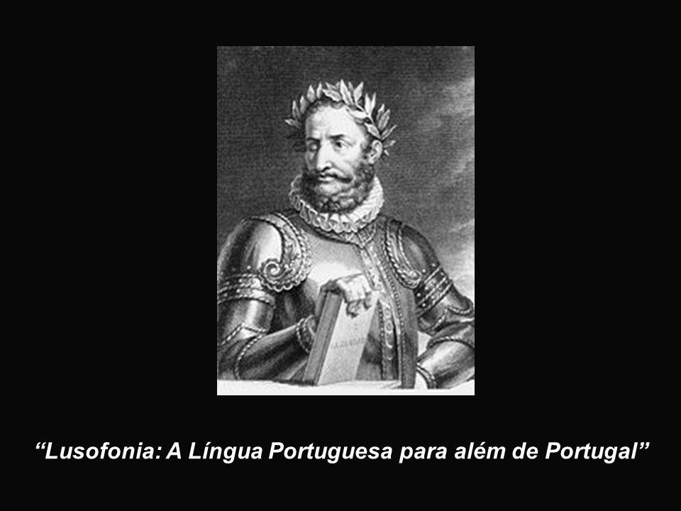 Lusofonia: A Língua Portuguesa para além de Portugal