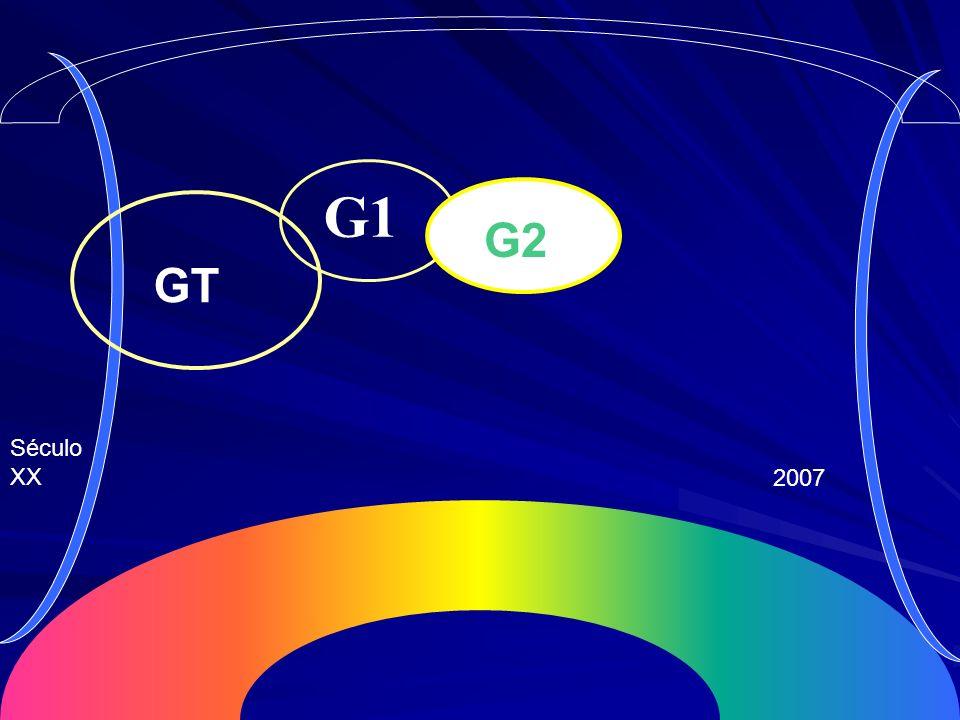 G1 G2 GT Século XX 2007