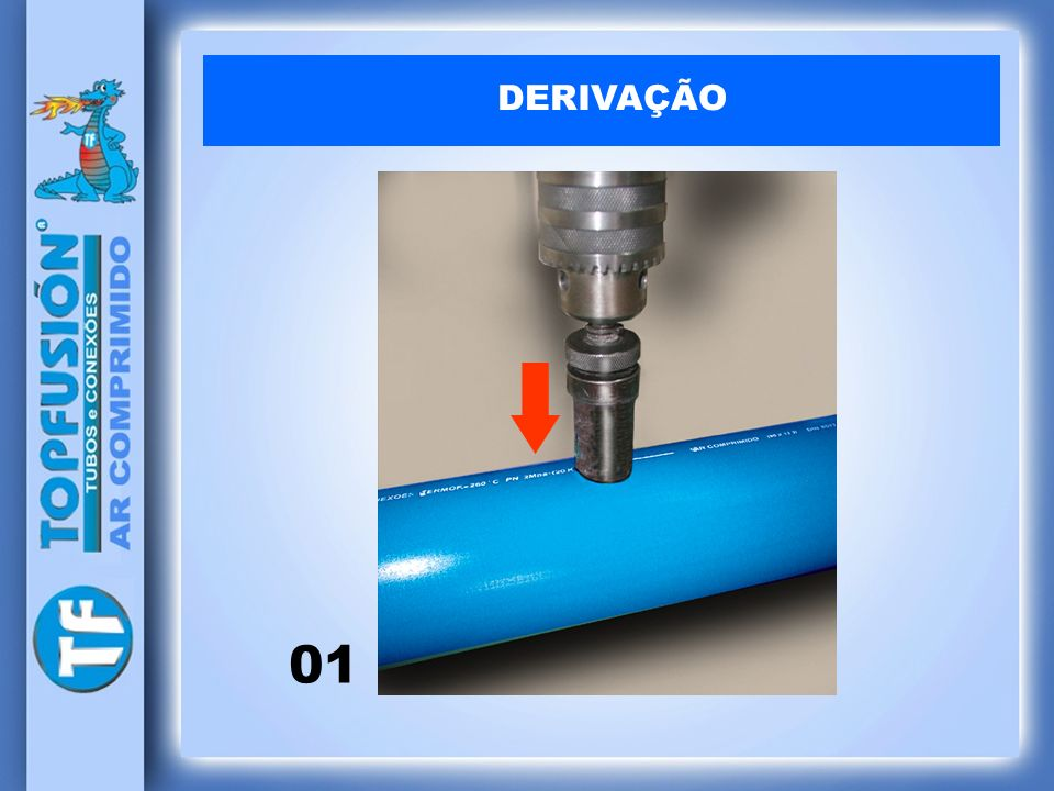 DERIVAÇÃO 01