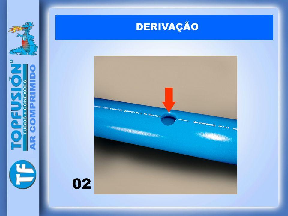 DERIVAÇÃO 02