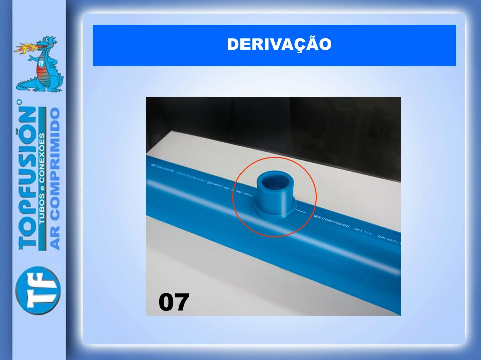 DERIVAÇÃO 07