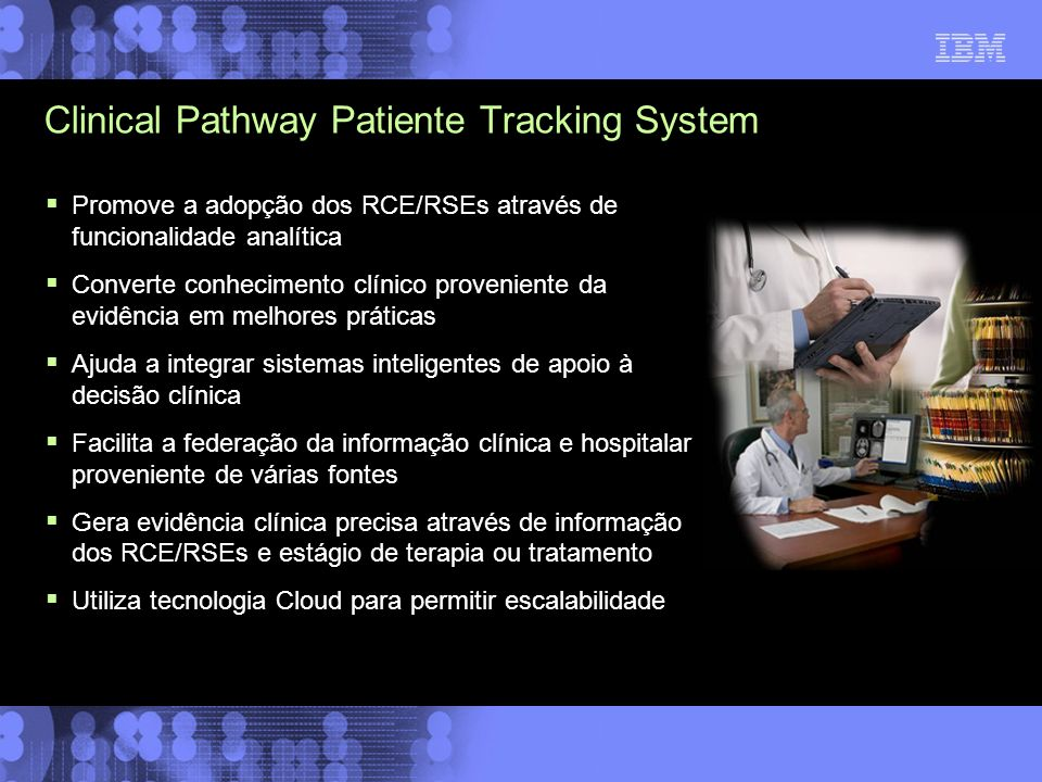 Clinical Pathway Patiente Tracking System