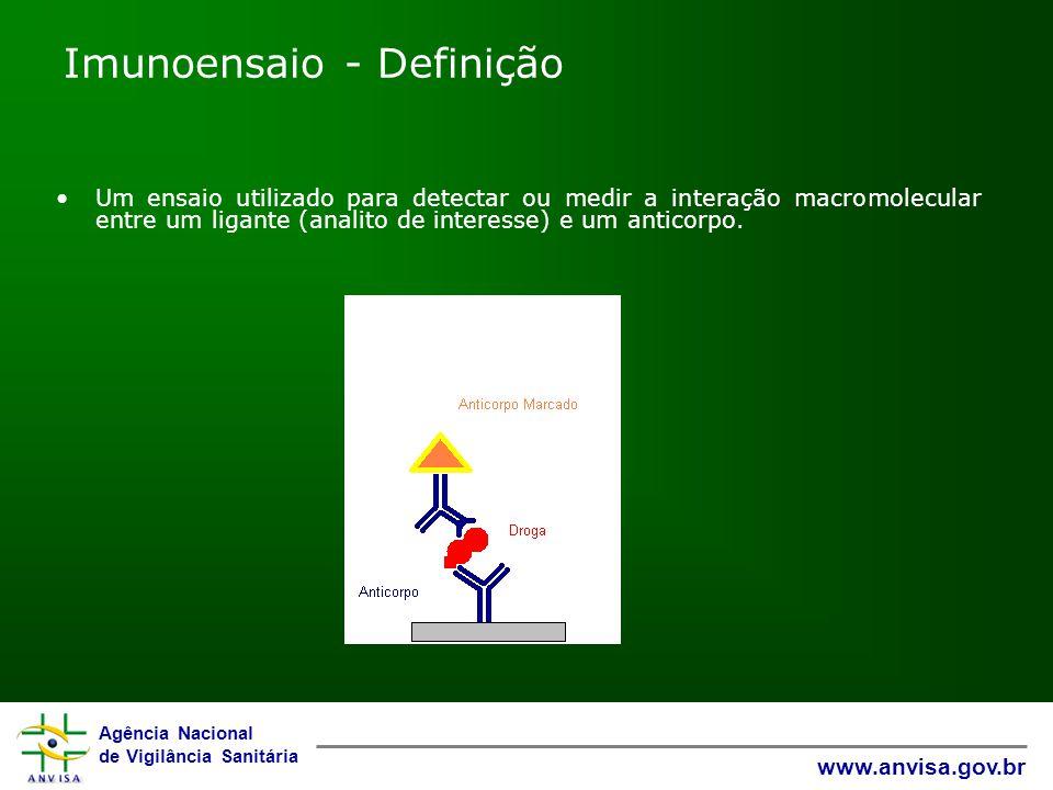 Imunoensaio - Definição