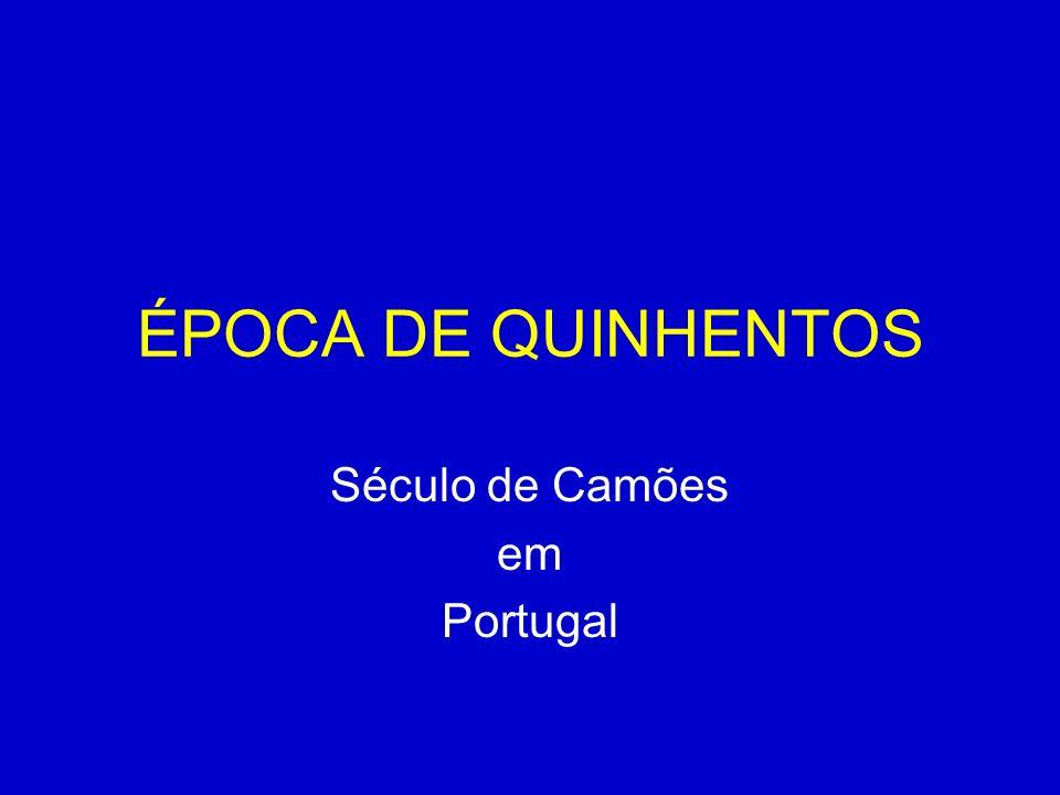 Século de Camões em Portugal